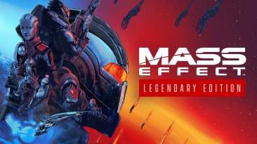 Предложение недели в PS Store - Скидка 29% на Mass Effect издание Legendary