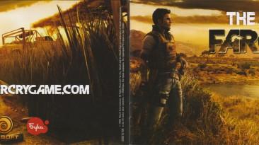 """Far Cry 2 """"Буклет с игровыми иллюстрациями - The Art of Far Cry 2"""""""