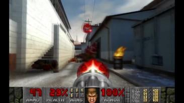 Doom в half life 2 и наоборот.