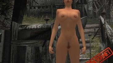 "Blair Witch ""Uncensor mod"""