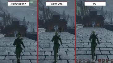 Сравнение версий Dragon Age: Inquisition для PC, PS4 и Xbox One