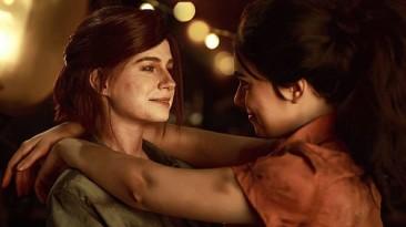 Любовь Элли и Дины - косплей на героинь The Last of Us Part II