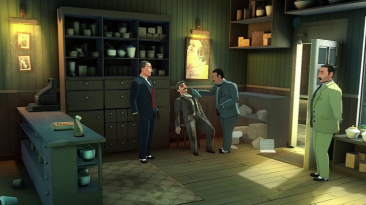 Запись игрового процесса версии Agatha Christie - The ABC Murders для Switch