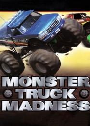 Обложка игры Monster Truck Madness