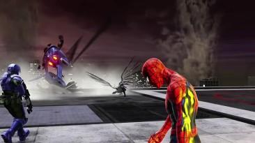 "Spider-man:Web of Shadows ""Музыкальное видео"""
