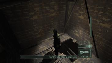 "Tom Clancy's Splinter Cell: Pandora Tomorrow ""HD текстуры"""