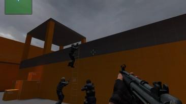 "Counter Strike: Source ""Карта - aim_Highlife v1"""