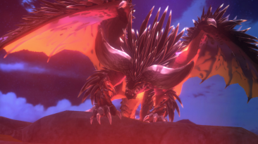 13 минут ПК-геймплея Monster Hunter Stories 2