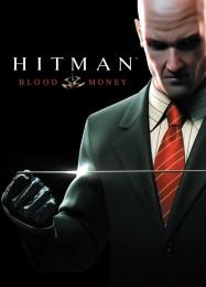 Обложка игры Hitman: Blood Money