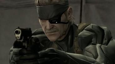 Metal Gear Solid 4 теперь можно пройти на РС