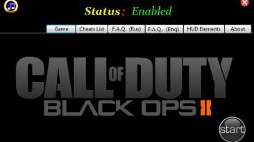 Call of Duty: Black Ops 2: Трейнер/Trainer (+20) [1.0] {GradenT}