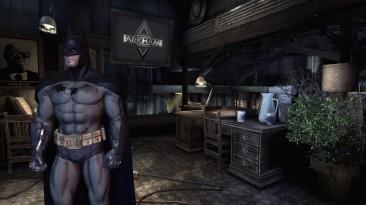 "Batman Arkham Asylum ""Коррекция Цветов"""