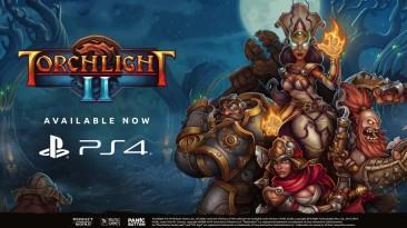 Релизный трейлер Torchlight 2 для консолей