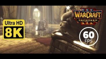 Фанат улучшил графику в финальном синематике кампании Альянса в Warcraft 3