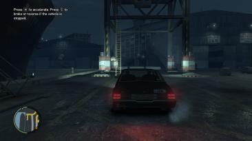 "Grand Theft Auto 4 ""GTA IV/EfLC: SMAA Anti-aliasing Сглаживание без мыла"""