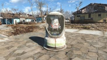 "Fallout 4 ""Роботы помощники"""