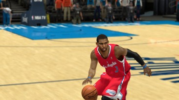 "NBA 2K13 ""Chris Paul Cyberface"""