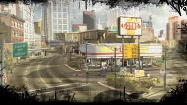 Мир игры Most Wanted - Rockport City