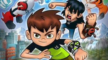 Новый геймплейный ролик Ben 10: Power Trip