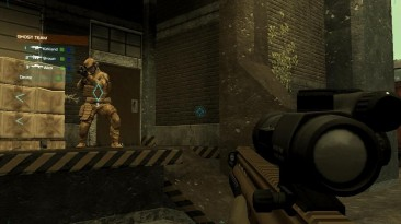Tom Clancy's Ghost Recon: Advanced Warfighter. Вместе веселее!