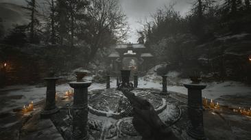 """Resident Evil: Village """"Играбельная Кассандра"""""""