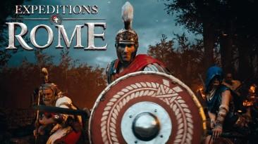 Анонсирована пошаговая RPG Expeditions: Rome для ПК