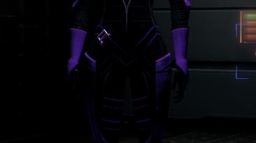 """Mass Effect 2 """"4 новых цвета для """"Альтернативного костюма Касуми"""""""""""