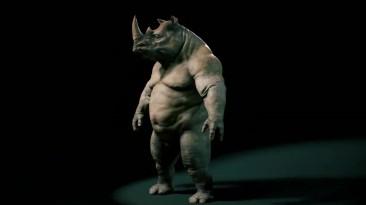 Beyond Good & Evil 2 - Создание 3D модели носорога