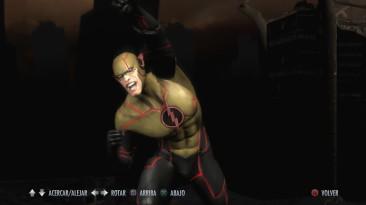 "Injustice: Gods Among Us ""Reverse Flash skin - Костюм Обратного Флэша"""