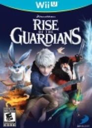Обложка игры Rise of the Guardians