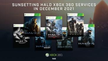 Дату закрытия онлайн-сервисов Halo на Xbox 360 перенесли на месяц
