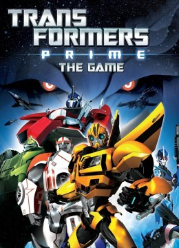 Transformers: Prime - The Game