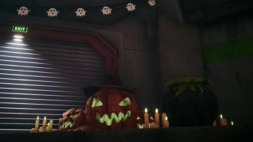 Хэллоуин в шутере The Cycle