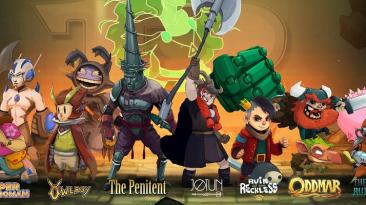 Опубликована запись игрового процесса файтинга с участием персонажей инди-игр Bounty Battle
