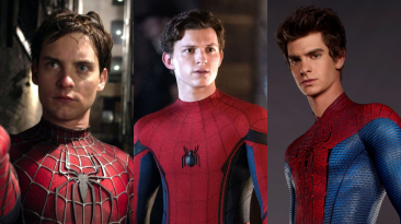 В Twitter подтвердили участие Эндрю Гарфилда и Тоби Магуайра в Spider Man: No Way Home