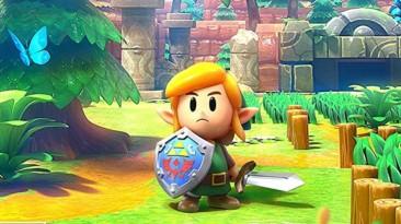 За три дня было продано 430 тысяч копий игры The Legend of Zelda: Link's Awakening