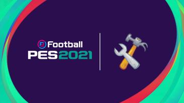 """PES 2021 """"Sider 7.1.4"""""""