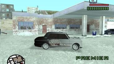 "Grand Theft Auto: San Andreas ""ВАЗ-2106 Hard Tuned"""