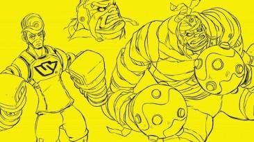 Dark Horse выпустит графический роман по ARMS