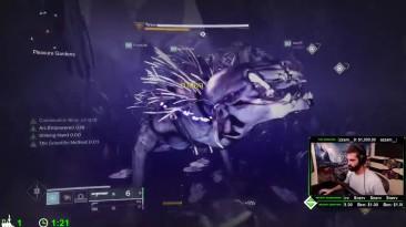 Один из самых быстрых способов убийства рейдовых боссов в Destiny 2