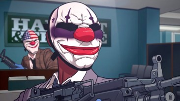 """Объявлен набор на бета-тест """"Payday: Crime War"""""""