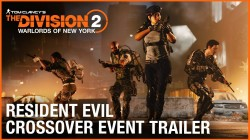 В The Division 2 пройдет кроссовер ивент посвящённый 25-летию серии Resident Evil
