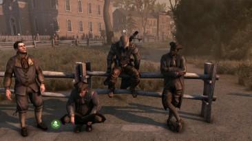 Assassin's Creed 3: Совет (Как стать совершенно незаметным для стражи)