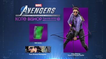 """Подписчики PS Plus получили """"косметику"""" для героини игры Marvel's Avengers"""