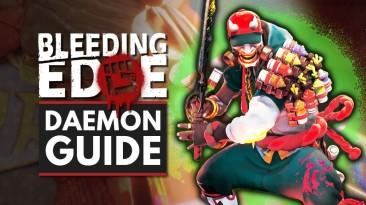 Bleeding Edge - ролик рассказывающий о способностях и преимуществах Демона