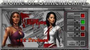 Dead Island - Riptide: Трейнер/Trainer (+11) [1.0 / 1.4.0] {sILeNt heLLsCrEAm / HoG}