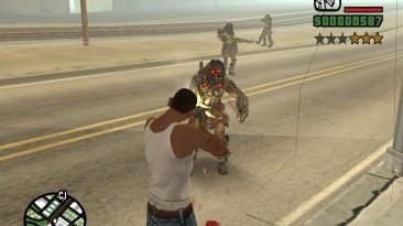 "Grand Theft Auto: San Andreas ""Охота за Сиджеем магучими хищниками (SA) 1.0"""