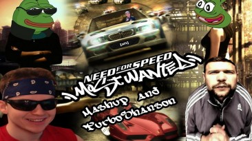 """Need for Speed: Most Wanted """"Мэшап и ТурбоШансон Soundtrack"""""""
