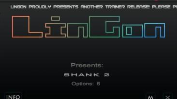 Shank 2: Трейнер/Trainer (+6) [1.0: STEAM] {LinGon}