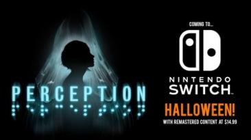 Необычный ужастик Perception дебютирует на Switch уже в этот Хэллоуин